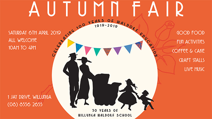 Autumn Fair - Saturday 6 April 2019 10am to 4pm